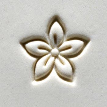 Stämpel Blomma 3