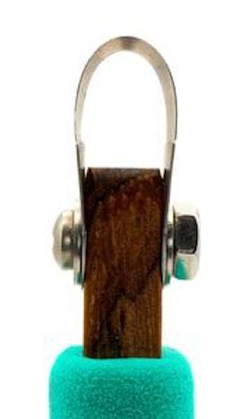 P2 Curved U Tip 6mm carver
