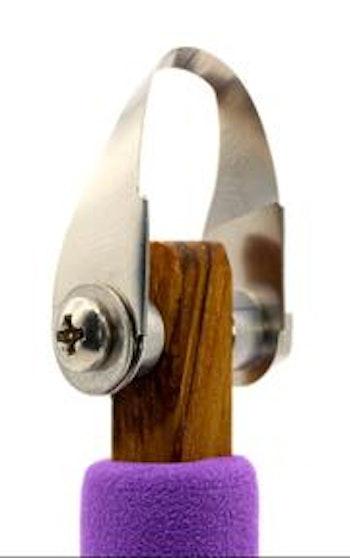 P10 Curved Wide U Tip 12mm Carver