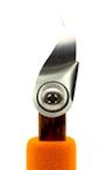 P11 Curved Wide V Tip 12mm Carver