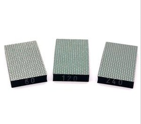 Semi Flex Diamond Pads
