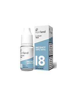 Nikotinshot 18mg 10ml – 70Vg/30Pg
