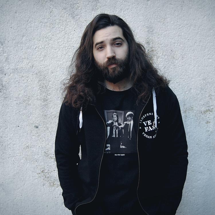 Ve & fasa logo hoodie