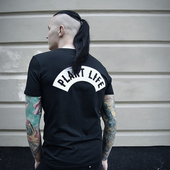 Plant life t-shirt (XS)