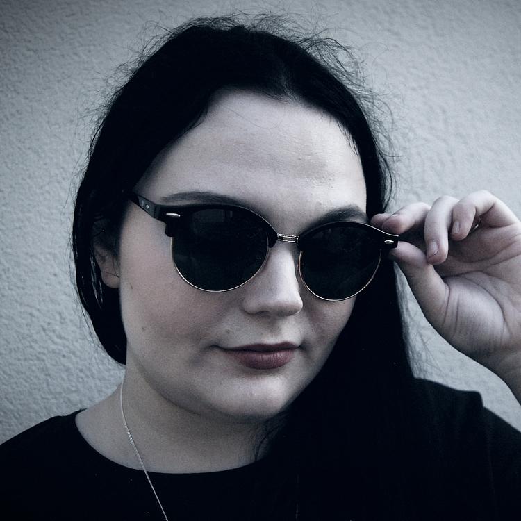 Casper solglasögon i återvunnen plast