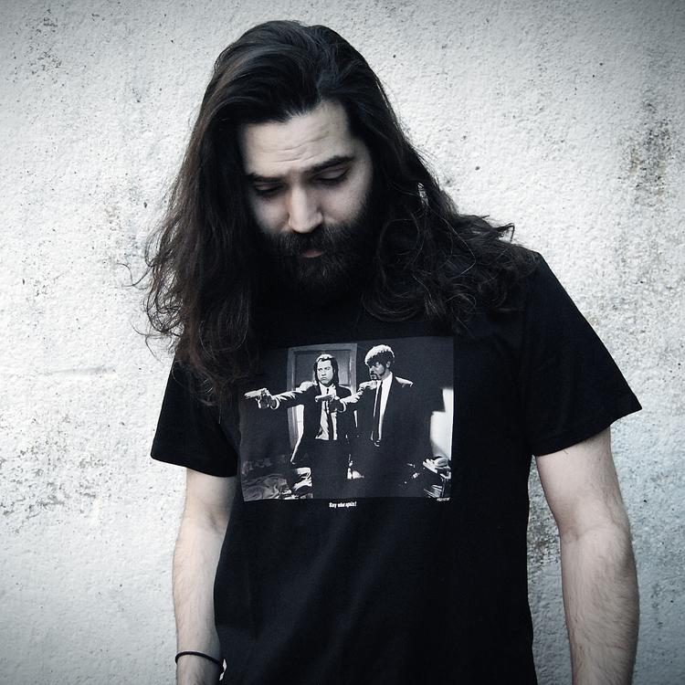 Say what again t-shirt (S)