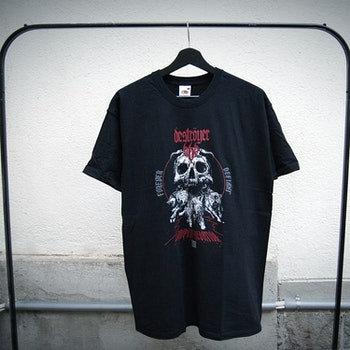 Deströyer 666 t-shirt (L)