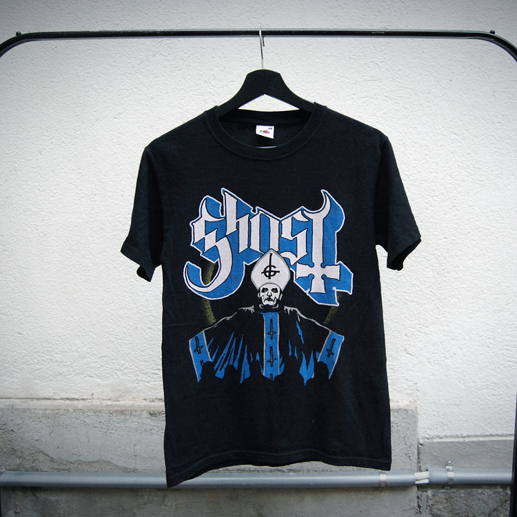 Ghost t-shirt (S)