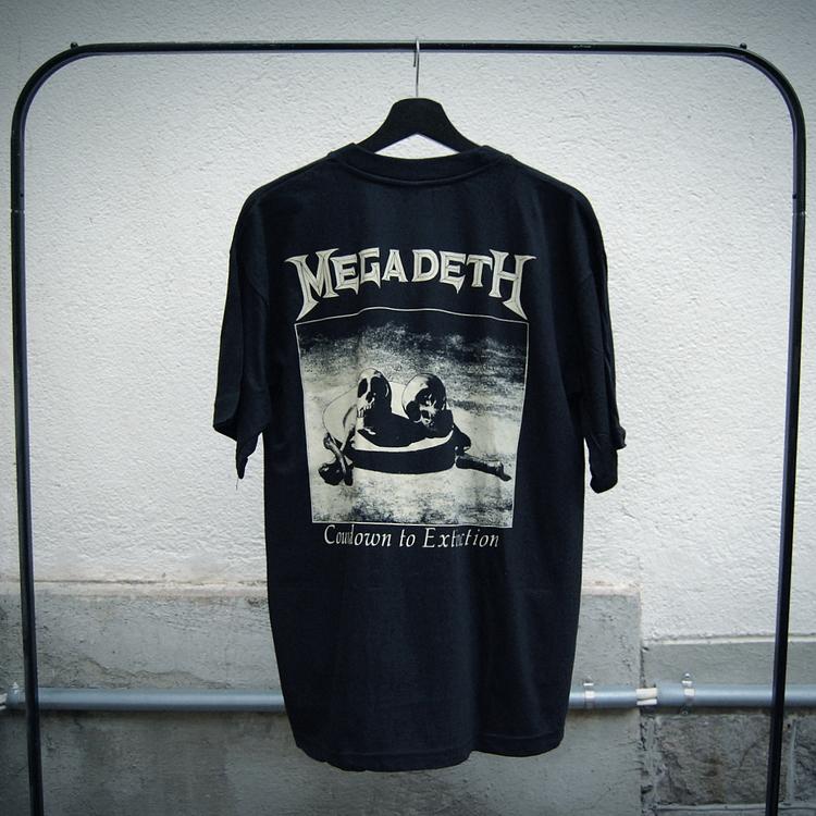 Megadeth t-shirt (L)