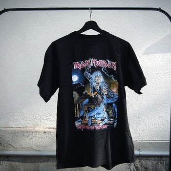 Iron Maiden t-shirt (L)