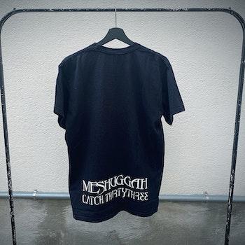 Meshuggah t-shirt (L)