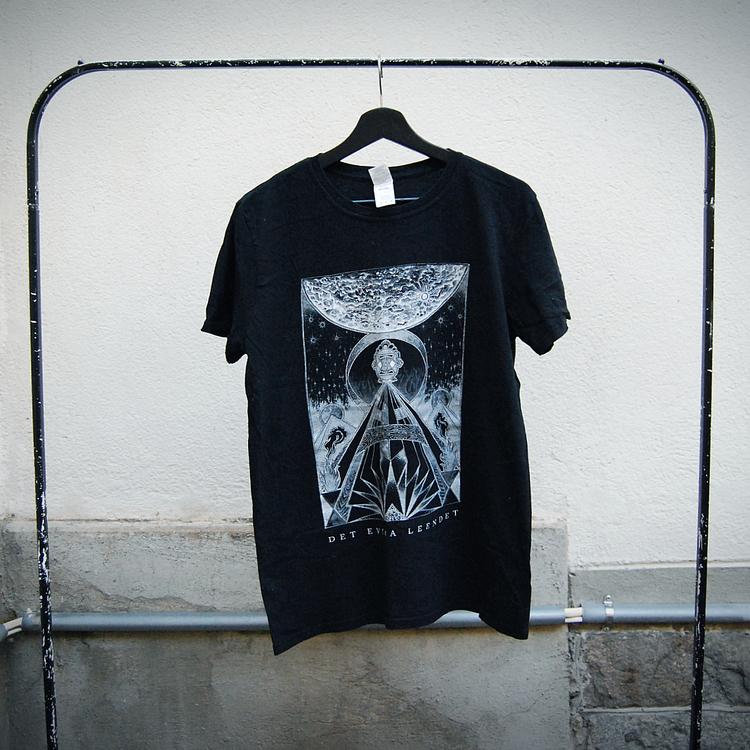 Det eviga leendet t-shirt (M)