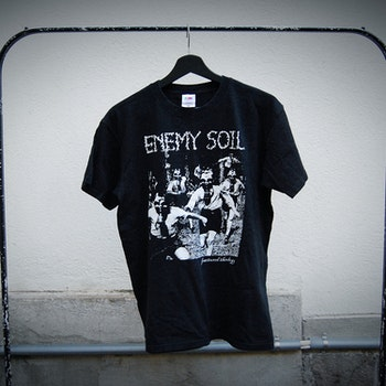 Enemy Soil t-shirt (M)