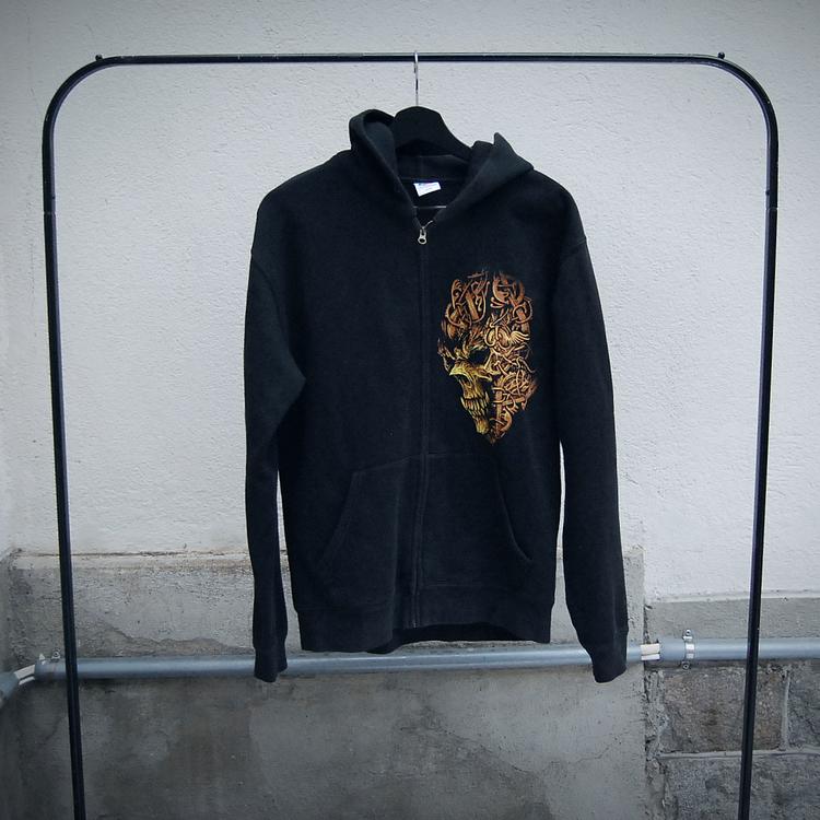 NY! Amon Amarth hoodie (S)