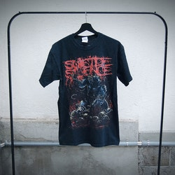 NY! Suicide silence t-shirt (M)