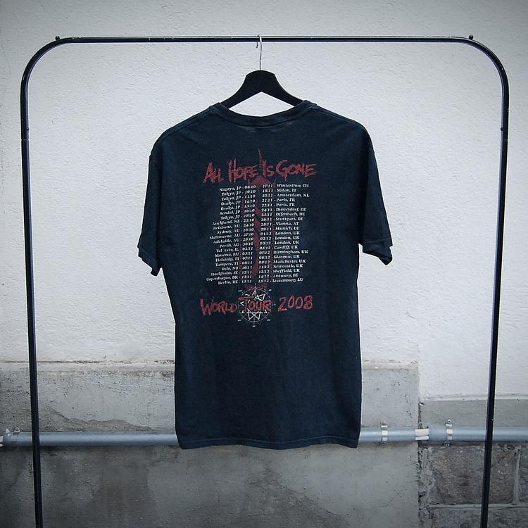 NY! Slipknot t-shirt (M)
