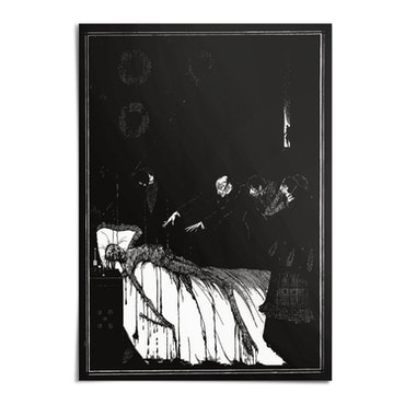 The Facts in the Case of M. Valdemar poster