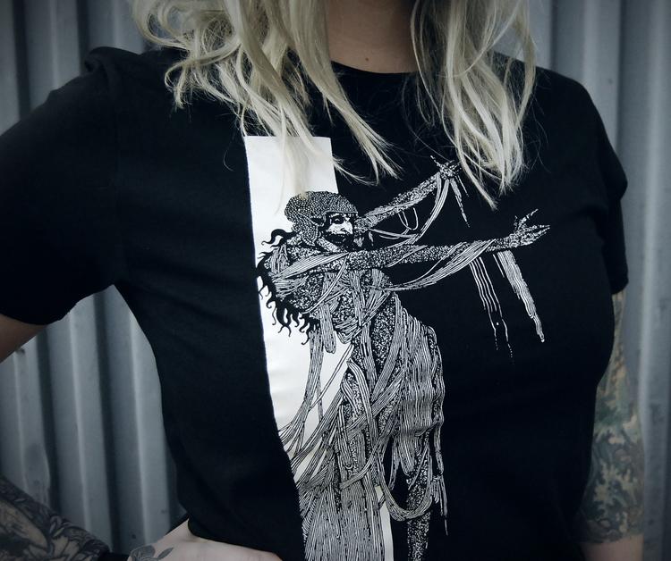 House of Usher t-shirt
