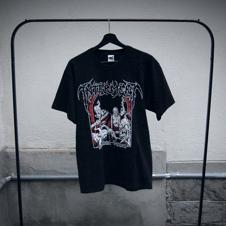 Interment t-shirt (L)