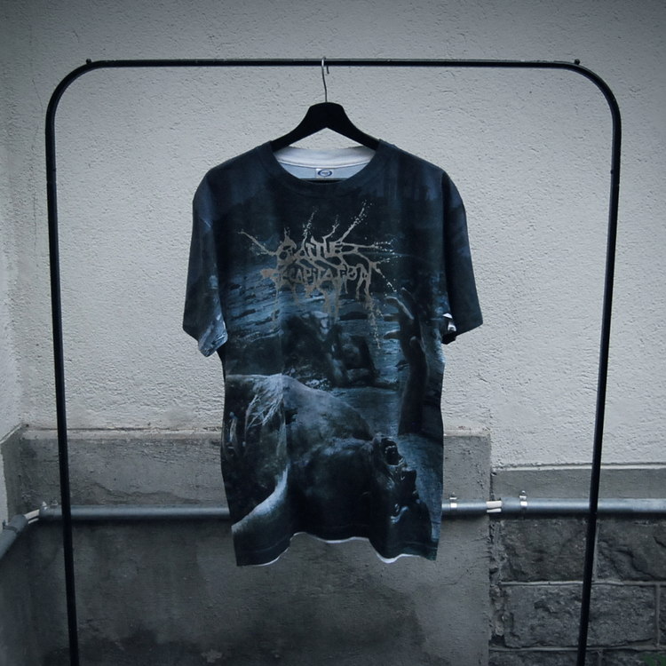 NY! Cattle Decapitation t-shirt (L)