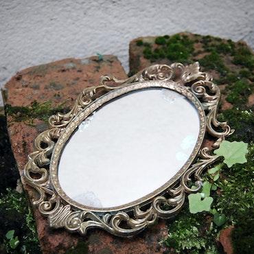 NY! Spegel Jugendstil