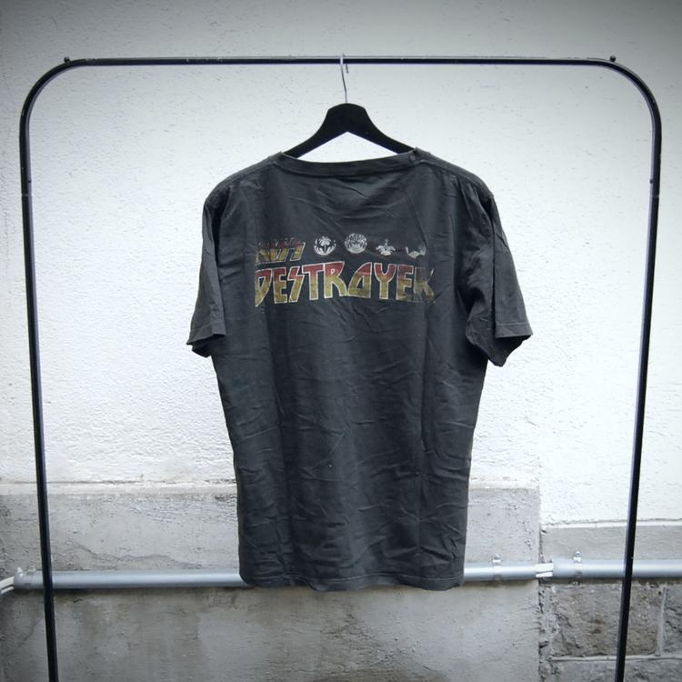 NY! KISS t-shirt (XL)