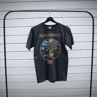 NY! Iron Maiden t-shirt (M)