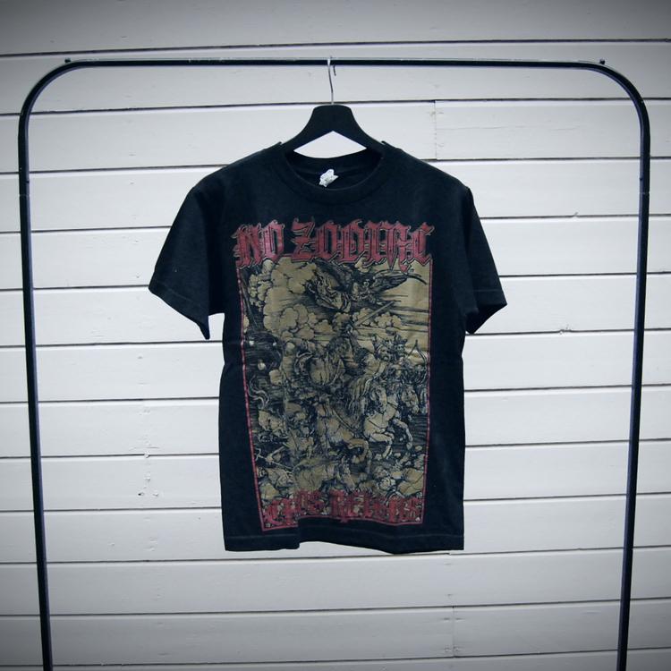 No Zodiac t-shirt (S)