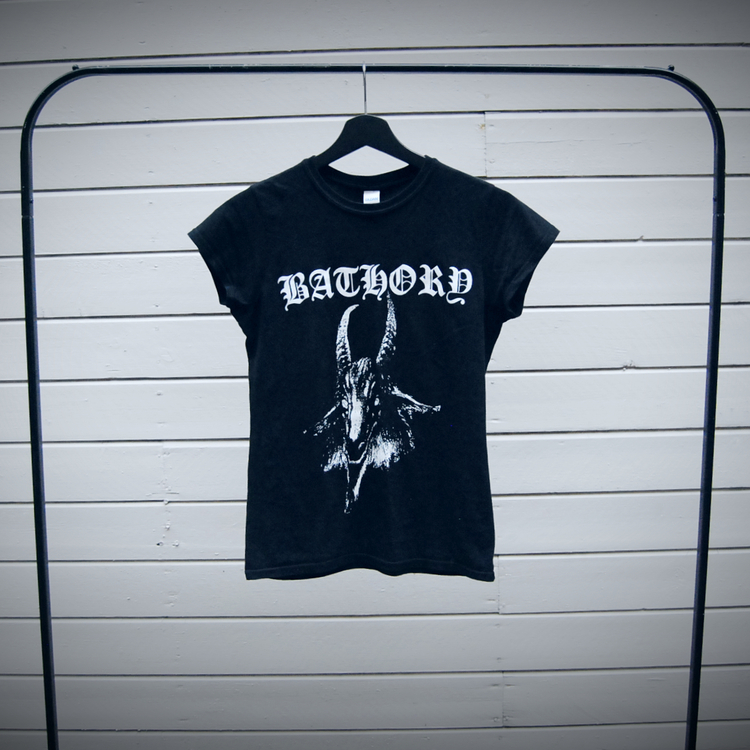 "NY! Bathory ""girlie"" t-shirt (S)"