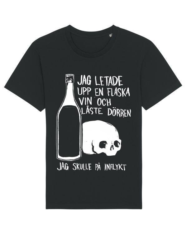 NYHET! Inflykt t-shirt