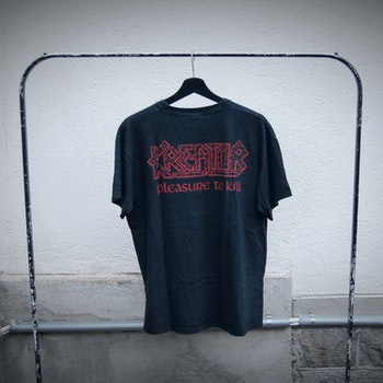 NY! Kreator t-shirt (L)