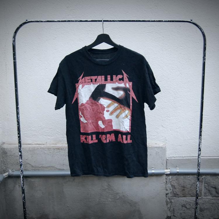 NY! Metallica t-shirt (M)