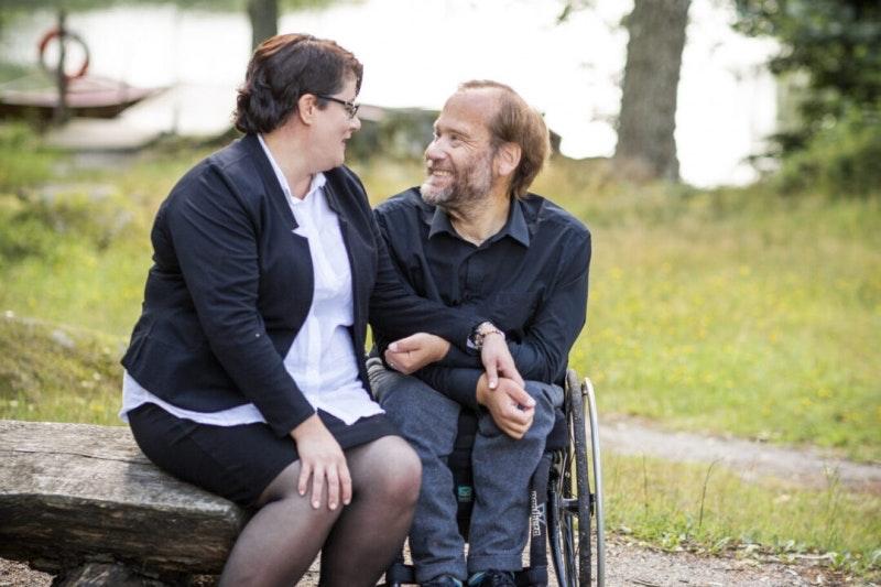 Kärlek, rullstol och drivkraft - Möt Mikaela på Wheelwear.se