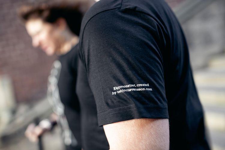 Käppmonstret T-shirt - DAM
