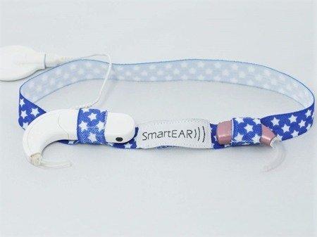 EasyFlex hårband för hörapparat och cochlear - Kamouflage