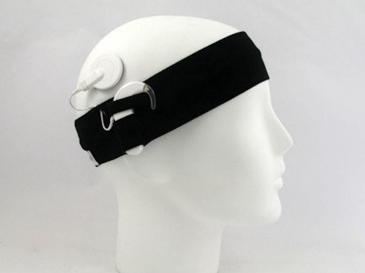 Universalt hårband cochlear barn/vuxen