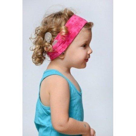 Universalt hårband för cochlear barn/vuxen