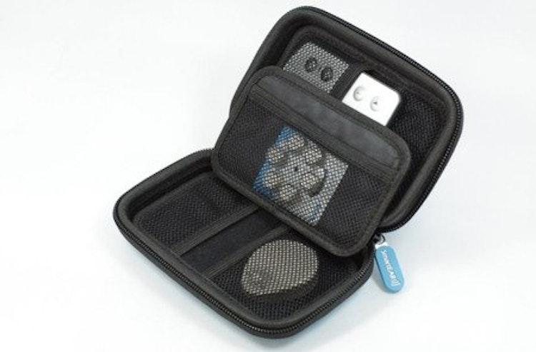 Förvaringsbox för cochlear processorer