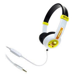 KIWIBEAT SMART 101 - Hörlurar med mikrofon till barn