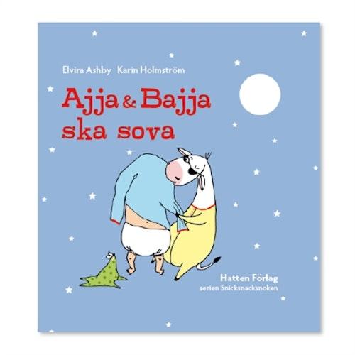 Ajja & Bajja ska sova