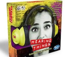 Spelet Hearing Things på SVENSKA - Läs på läpparna och se hur snabbt du kan gissa frasen!