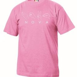 T-shirt unisex med EGET NAMN ELLER ORD - Barn