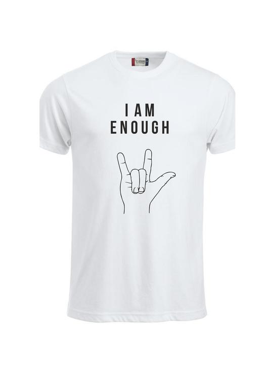 I am enough - Herr