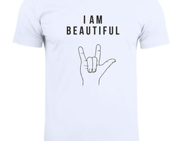 I am beautiful - I am enough- Unisex