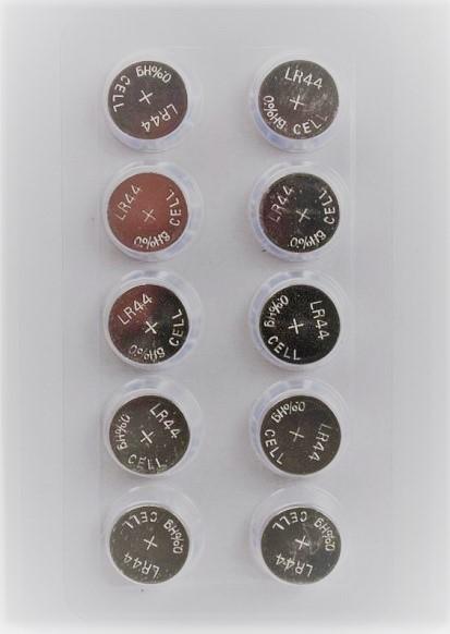 LR44 Aqua batterier för cochlear implantat
