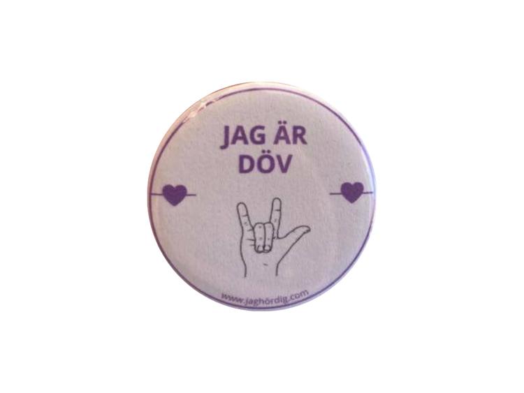 Knappar - Badge