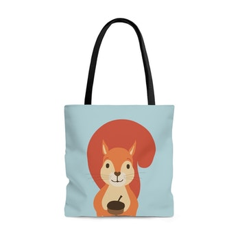 Tote bag - Nutty Squirrel