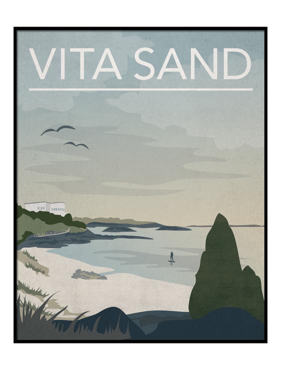 Bästkusten - Vita Sand