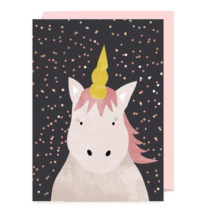 Kort - Unicorn