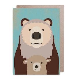 Kort - Björnar